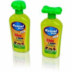Shampoo frutal profissional todos os pelos - Genial - 500 ml