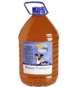 Shampoo profissional natural premium 5L - Dog Clean