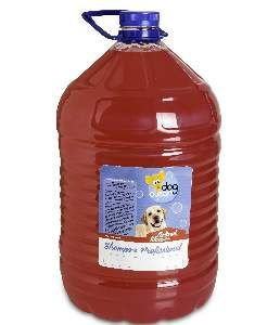 Shampoo profissional natural shower premium 10L - Dog Clean