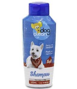 Shampoo soft 500ml - Dog Clean