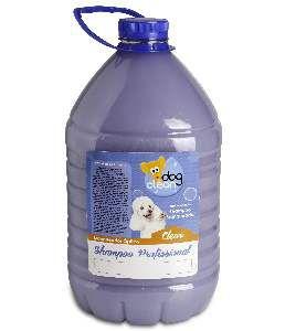 Shampoo profissional clareador 10L - Dog Clean