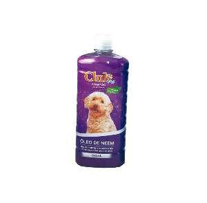 Shampoo oleo de neem 750ml - Club Pet Dog Clean