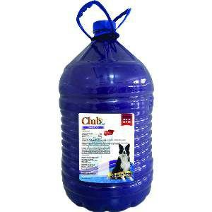 Shampoo profissional oleo de neem 10L - Club Pet Dog Clean