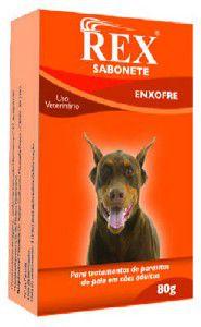 Sabonete Enxofre - Lookfarma - 80 g
