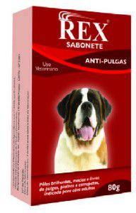 Sabonete Antipulgas - Lookfarma - 80 g