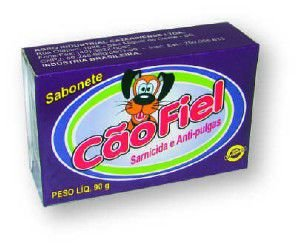 Sabonete Sarnicida Cão Fiel - Matacura - 90 g