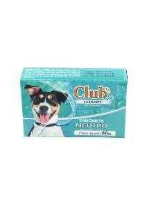 Sabonete Neutro - Club Pet Luky - 80 g