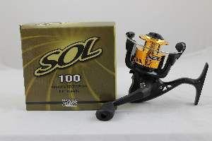 Molinete Sol 100 com 1 Rolamento - Pesca