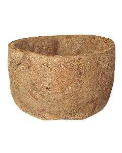Vaso fibra de coco 118 - Mato Verde - 18cm