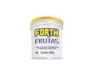 Fertilizante Forth Frutas - Forth Jardim - 400 g