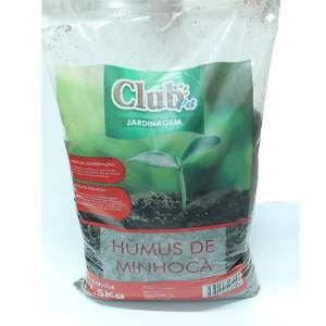 Adubo humus de minhoca 1,5kg - Club Pet Galli