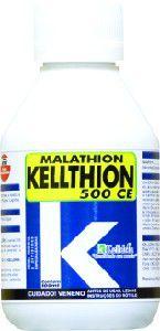 Inseticida Kellthion Malathion 500 CE - Kelldrin - 100 ml
