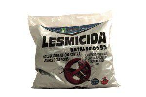 Lesmicida Metaldeído 5% display - Kelldrin - 250g - com 6 unidades