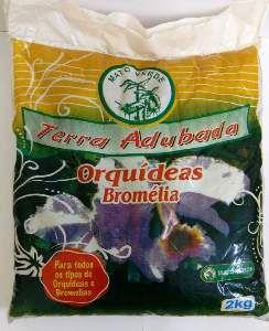 Terra preparada orquidea 2kg - Mato Verde
