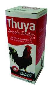 Thuya Avícola Simões - ProvetS Simões - 20 ml