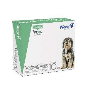 Vermífugo VermiCanis - World Veterinária - 800 mg