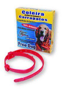 Coleira Anticarrapatos Freedog - Ferplast - 45 cm