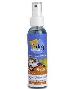 Locao alegria 120ml - Dog Clean