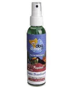 Locao tropical 120ml - Dog Clean