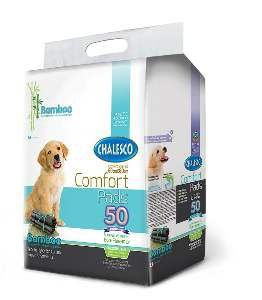 Tapete higienico bamboo confort - American Pet's - com 50 unidades - 80x60cm