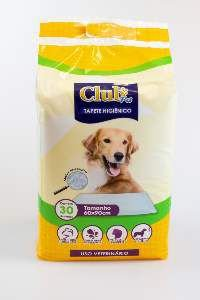 Tapete higienico 60x90cm - Club Pet Import - com 30 unidades
