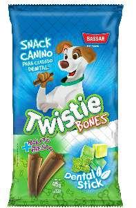 Snacks Dental Twistie - Bassar - 45 g