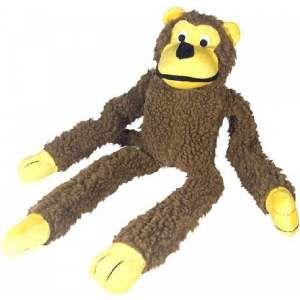 Brinquedo pelucia macaco - Savana - 40x15cm