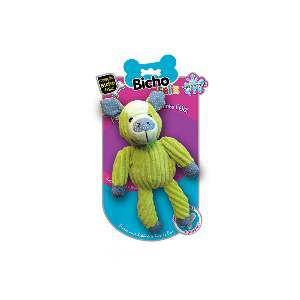 Brinquedo pelucia urso soft pet - American Pet's - 31x20x20cm