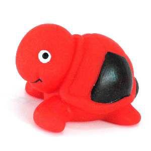 Brinquedo vinil tartaruga - Club Pet Nicotoys - 9x8cm