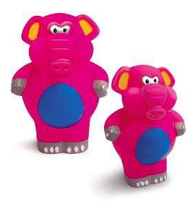 Brinquedo vinil boneco - American Pet's - com 6 unidades - 7x9x13cm