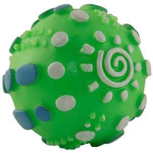 Brinquedo vinil bola - Napi - 7 cm