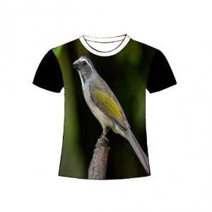 Camiseta poliester trinca ferro GG - Club Pet Dantas - 77x58cm
