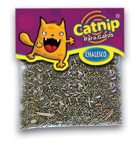 Catnip para Gatos - Chalesco - 5 g