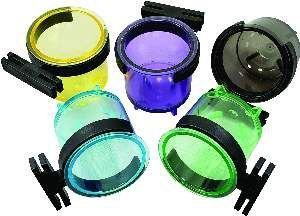 Porta vitamina plastica colorida media 30ml - Humberald - 4x4,2cm