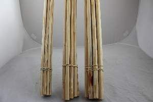 Poleiro madeira estriado - Poleiro - com 10 unidades - 100x1,2cm