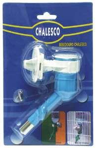 Bico bebedouro plastico com bico de inox automatico - Chalesco - 15x5x10cm