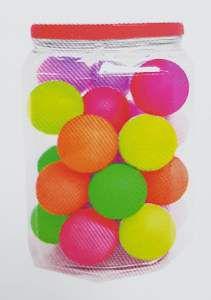 Brinquedo macico bola lisa 45mm - Pet Toys - com 24 unidades