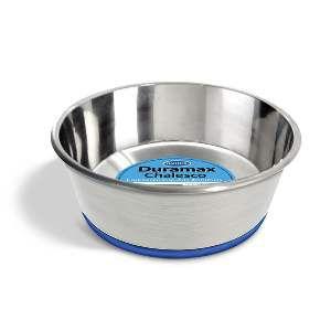 Tigela inox Duramax com Silicone - Chalesco - 475 ml - 13x4,5cm