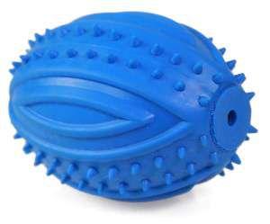 Brinquedo borracha bola com cravos - Napi - 10 cm