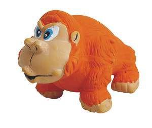 Brinquedo latex gorila - American Pet's - 11,5x9cm