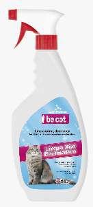 Limpa Xixi Enzimático BeCat 500ml 24,0x9,0x5,0