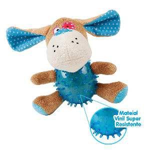 Brinquedo de Pelúcia Dog Smart - Chalesco - 15x12x16cm