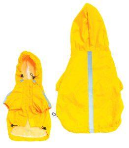 Capa plastica para chuva elegance com fita refletora - Chalesco - 40cm