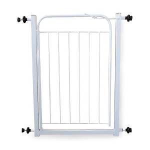 Portão de Segurança de Aço com Prolongador - Club Pet - (80 cm x 70 cm)