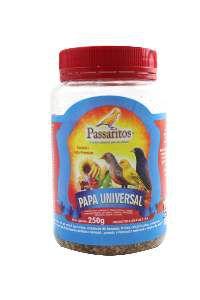 Racao papa universal 250g - Passaritos Look