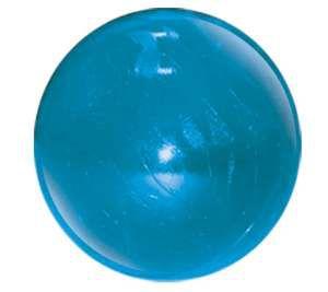 Brinquedo Bola Maciça Flexível Dogão - Furacão Pet - 80 mm
