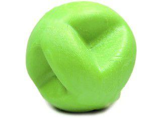 Brinquedo Bola Maciça Super Ball - Furacão Pet - 80 mm
