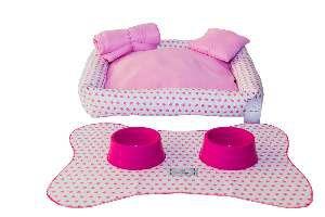 Cama kit maternidade femea - Club Pet Maxximo - 47CX57LX15A