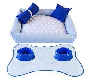 Cama kit maternidade macho - Club Pet Maxximo - 47CX57LX15A