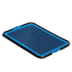 Sanitario xixi facil pop azul - Furacao Pet - 61x44x2cm